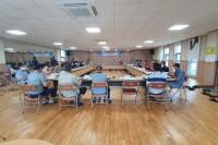 2020년 귀농·귀촌인의 안정적정착을 위한 마을이장간담회 -옥구읍
